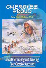 Cherokee Proud 2nd Edition - Soft Cover